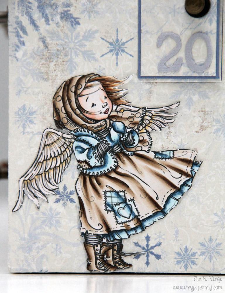 kalenderhus Mo Manning Ragged Angel