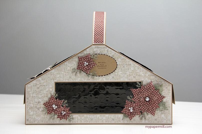 julekurv vindusside