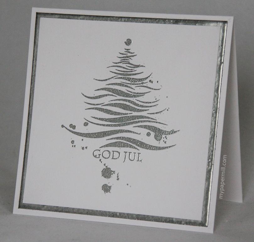 God jul front
