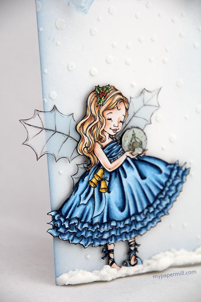 Mo Manning - Christmas Fairy Holly