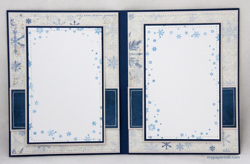 Ett Trykk 0515 Julekortskisse Mo Manning Giggling Snowman innsider