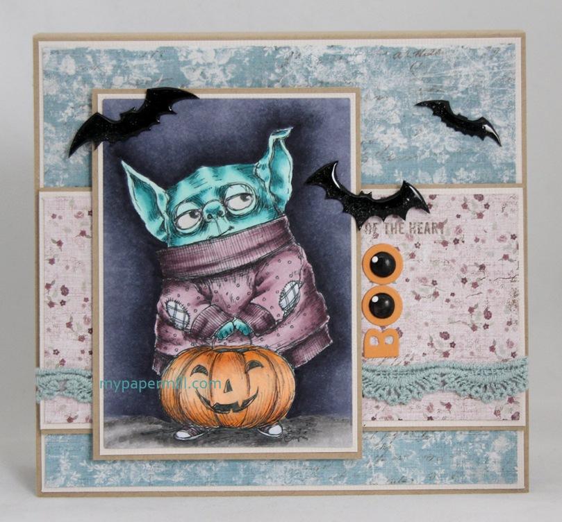 CMN #71 Hobson on Halloween front