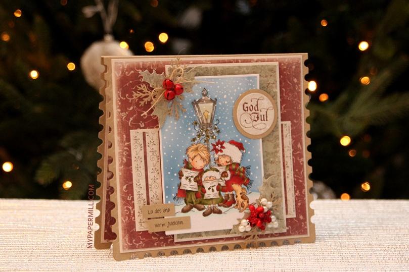 julekort LOTV front skrått