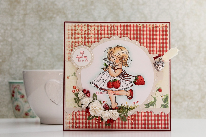 Mo Manning Strawberry Girl front