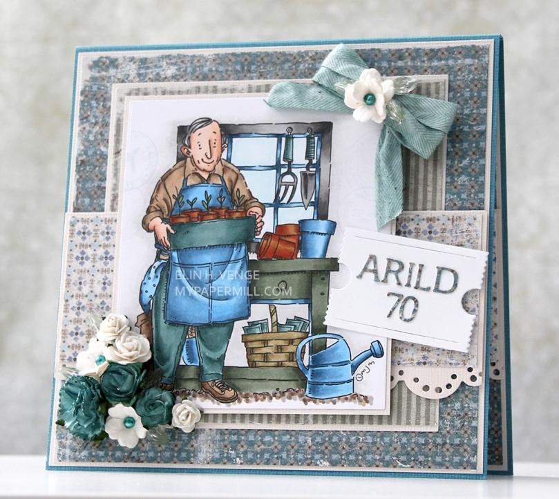 Mo Manning Gardener Guy Potters Bench Arild 70 front skrått