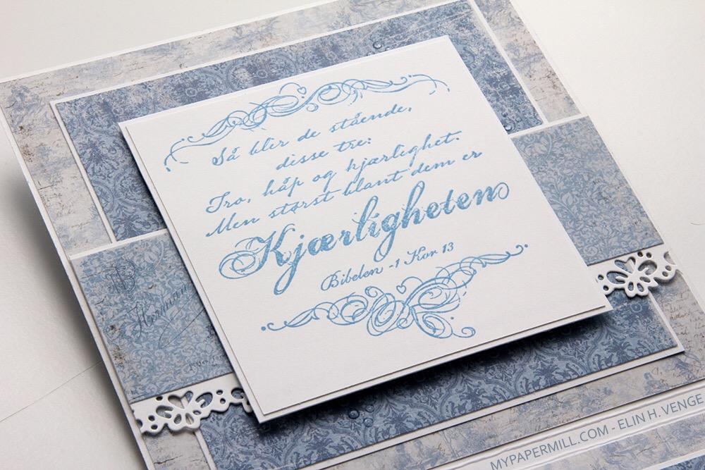 hva skriver man på bryllupskortet norge