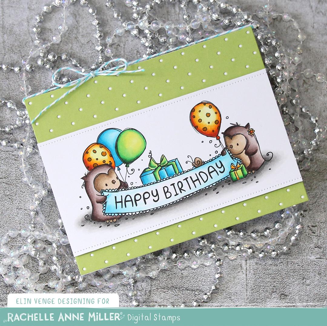 Rachelle Anne Miller Birthday Owls flatlay
