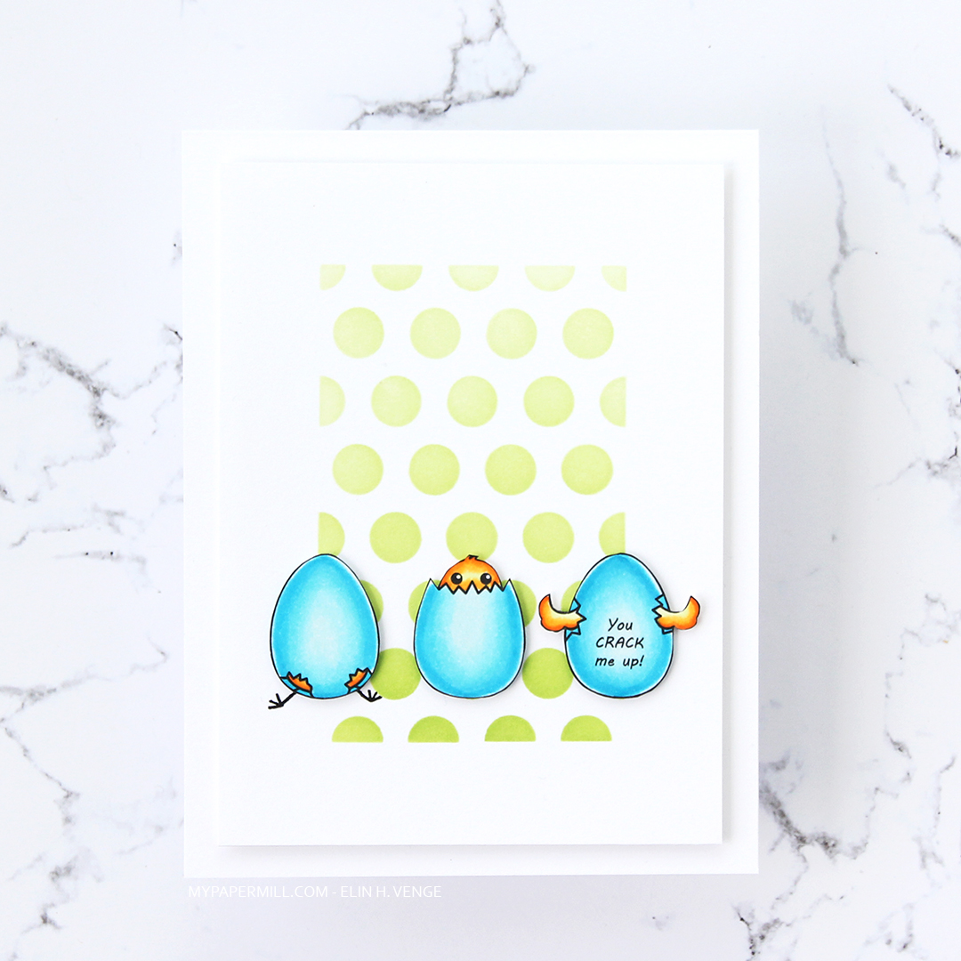 Streamside Studios Hatching Chicks flatlay