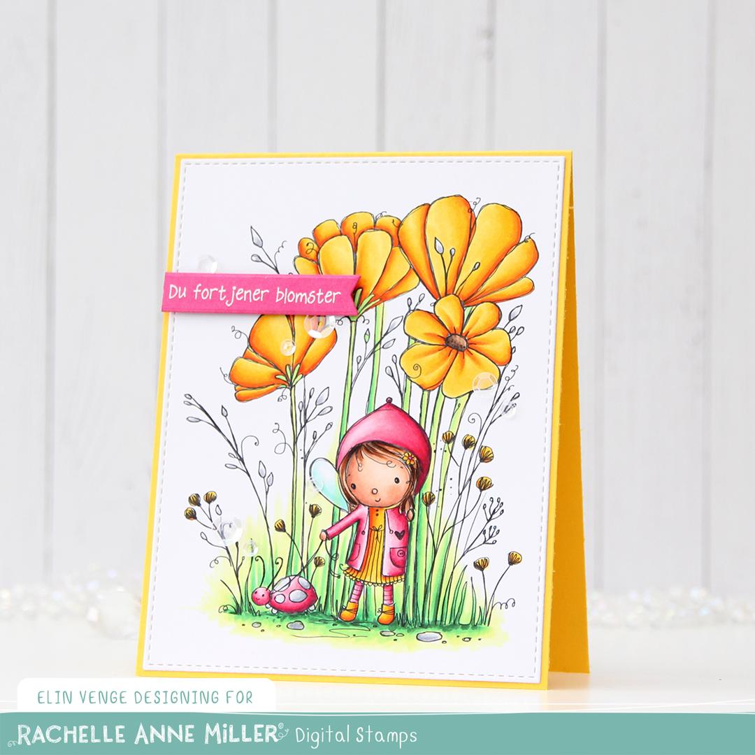 Rachelle Anne Miller Little Fairy front skrått