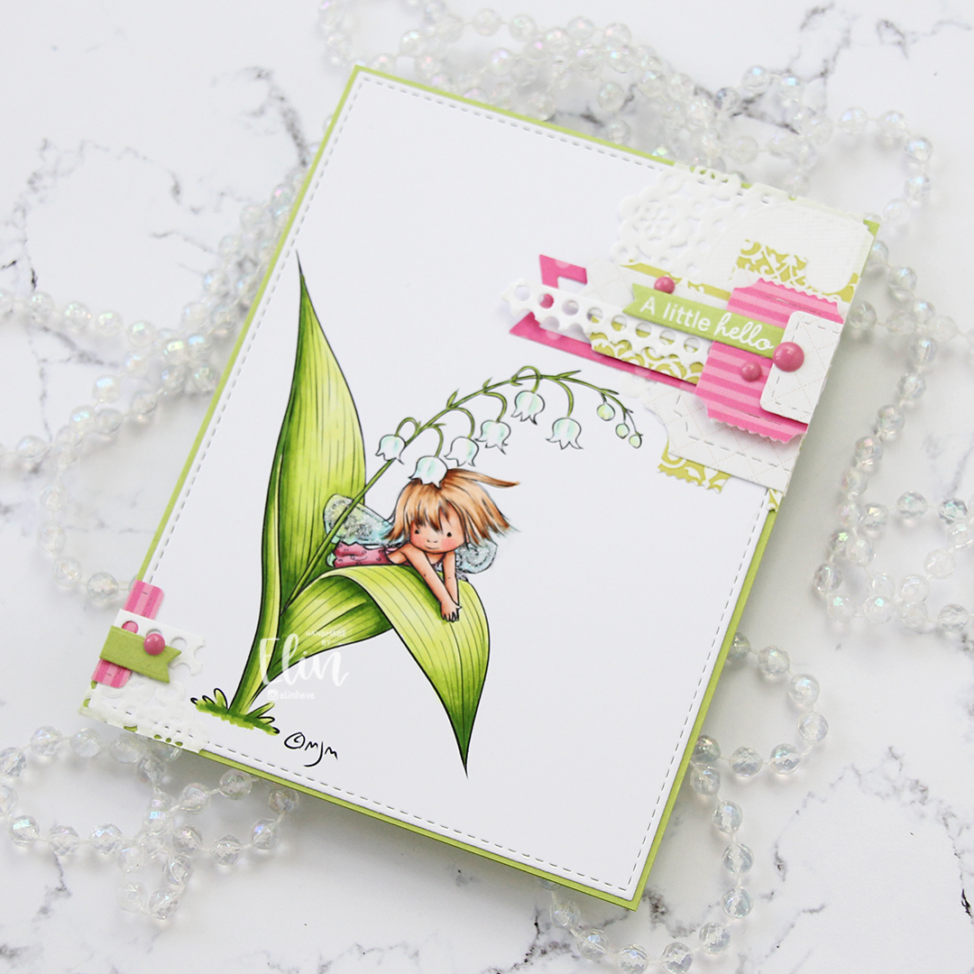 Mo Manning Lily Fairy flatlay