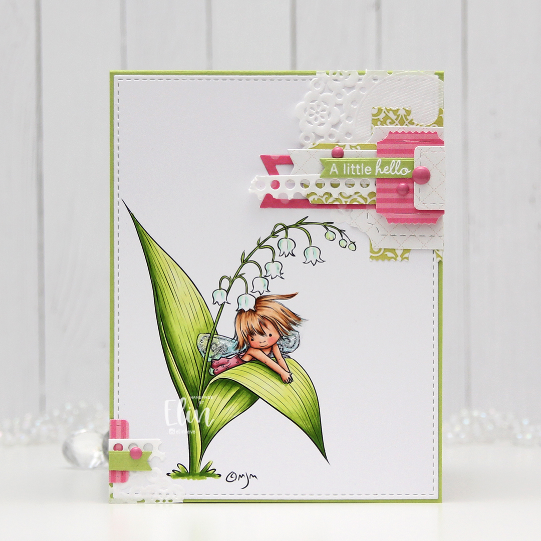 Mo Manning Lily Fairy front rett