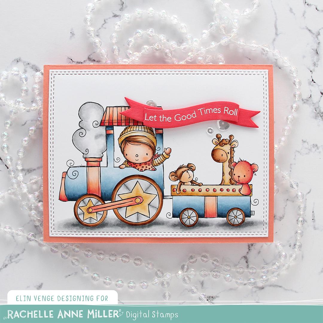 Rachelle Anne Miller Animal Train flatlay rett