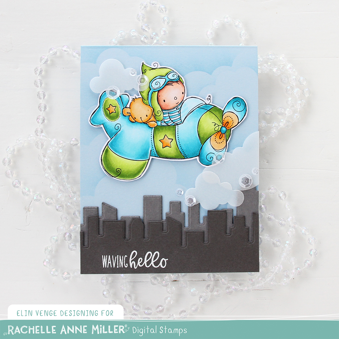 Rachelle Anne Miller Little Pilot flatlay